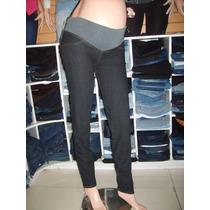 Pantalon Materno ( Talla Desde La S,m,l,xl ) Ref:9046