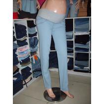 Pantalones Maternos Bonitos Ref: 9045