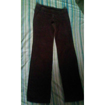 Pantalon De Pana Para Damas