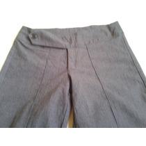 Pantalón Jade Gris Oscuro Talla 8