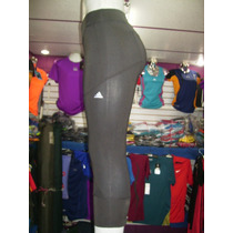 Mono Capri Deportivo De Mujer Adidas