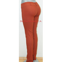 Hermoso Pantalón Chicle Importada