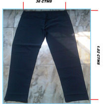 Pantalon Casual Para Dama Talla 10 Virgin Only