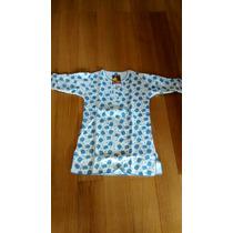 Camisa De Dormir Niña Franela