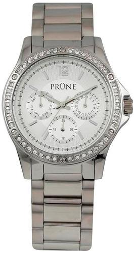 mujer prune reloj