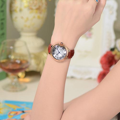 mujer relojes reloj