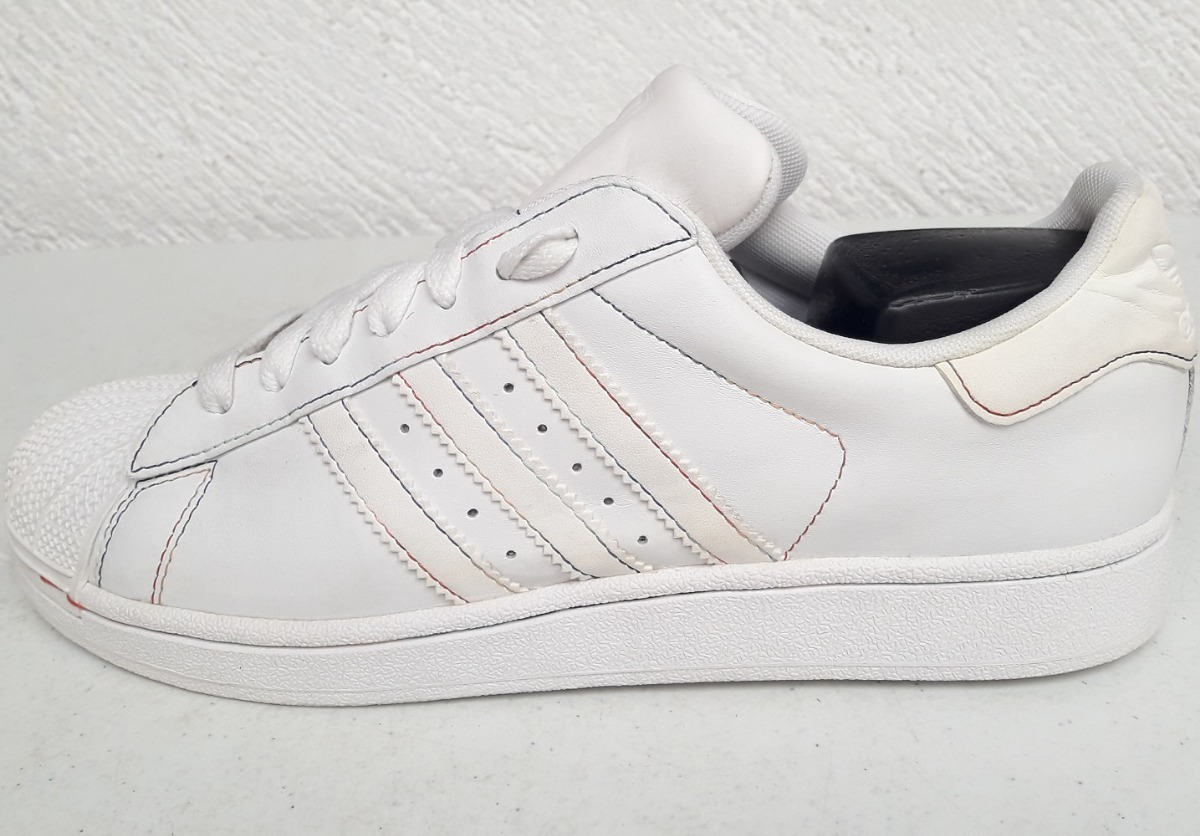 54e556ac8e mujer retro originals tenis adidas superstar 2 blanco total. Cargando zoom.