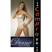 Body-faja Reductora Panty E Hilo Marca Diane, Tallas S, M, L