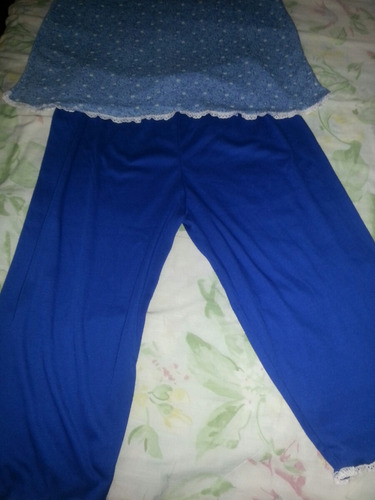 mujer ropa pijama