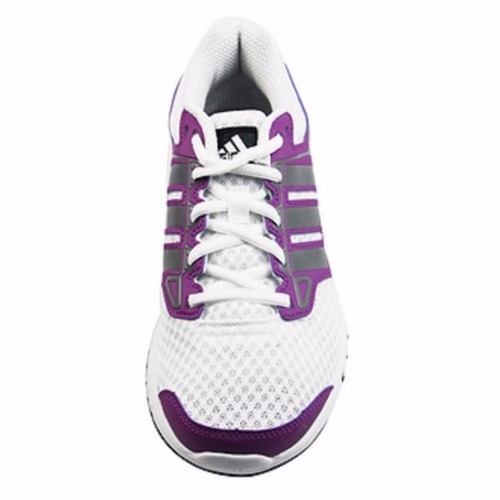 mujer running tenis adidas