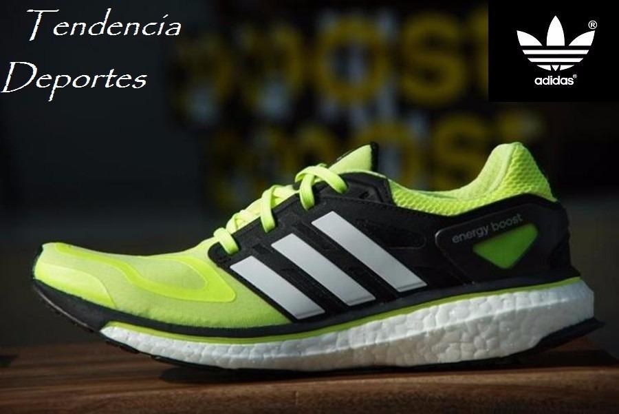 zapatillas adidas energy boost amarillas