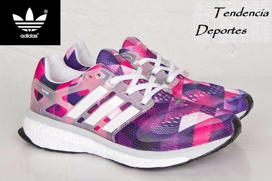 zapatillas adidas running mujer boost
