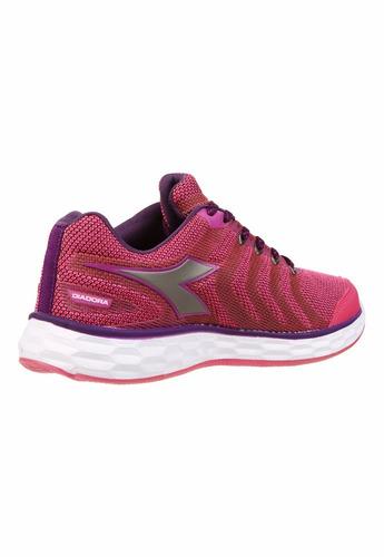 mujer running zapatillas diadora