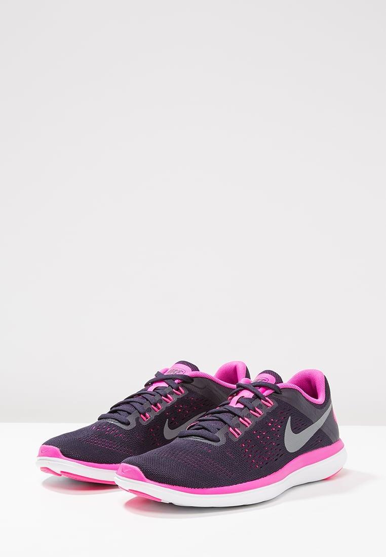 bc70fdc4b9e Cargando zoom... 3 zapatillas nike wmns flex 2016 rn mujer lila  running  oferta