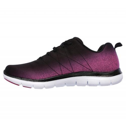 mujer running zapatillas skechers