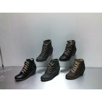 Botas De Damas Total Shoes Vaqueras