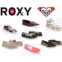 Zapatos Roxy Damas Originales
