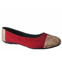 Zapatillas, Toreritas, Cocuizas Para Damas (fabricantes)