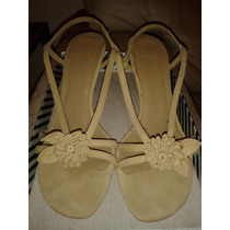 Sandalias Creaciones Zara Talla 38 Usadas
