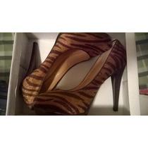 Zapatos De Tacon Aticrados Cerere Talla 39 Oigo Ofertas