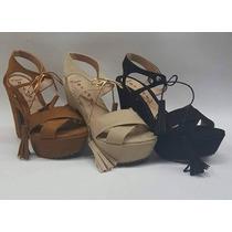 Calzado De Dama Colombiano Modelo Nuevo