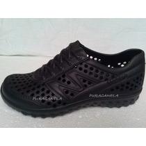 Zapatos Plásticos Tipo Cross Marca Ocean