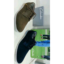 Zapatos Clarks Denner Motion Originales