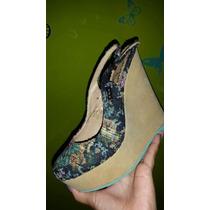 Zapatos Para Dama De Plataforma Jump