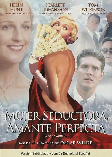 mujer seductora amante perfecta scarlett hunt pelicula dvd