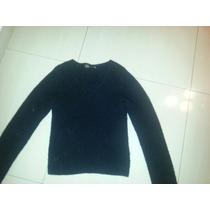 Swetter Negro Para Dama Zara Oferta De Hoy
