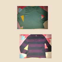 Sweater Tommy Original Para Dama Manga Larga Xl