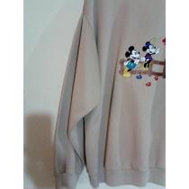 Suéter / Pulóver Clásico Mickey Talla L