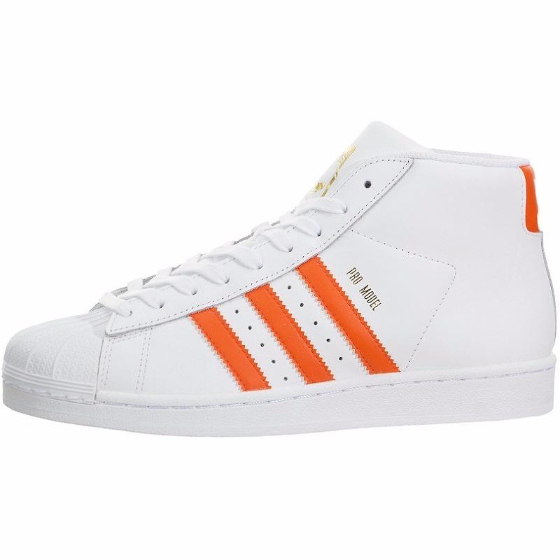 ea630d96c9966 mujer tenis adidas pro model originals superstar bota orange. Cargando zoom.