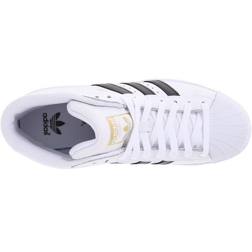 low priced 767bd 118a3 mujer tenis adidas pro model originals superstar bota white