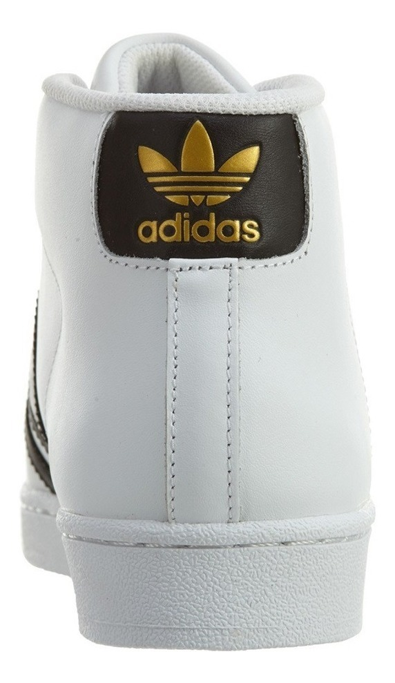 Mujer Tenis adidas Pro Model Originals Superstar Bota White