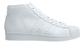 Mro Mujer Superstar Model Tenis Pro Blanco Adidas Originals DHE92I
