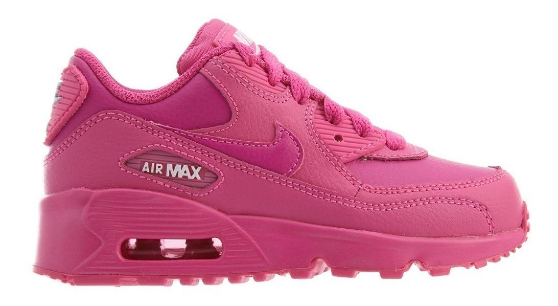 air max 90 rosa mujer