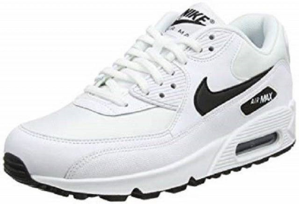 nike air max 90 mujeres blanco and negro