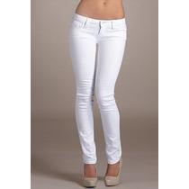 Pantalones Dama Jean Emperial De Moda Strech Ofertatalla 3/4
