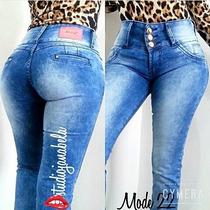 Pantalon Jeans De Dama Studio F Moda Colombiana