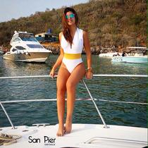 Trajes De Baño San Pier Swimwear