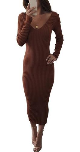 mujer vestido vestido