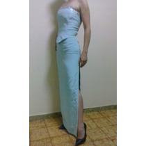 Elegante Y Sexy Vestido Talla S Como Nuevo Noche Gala Fiesta