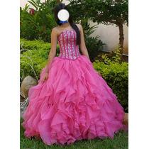 Alquiler De Hermoso Vestido 15 Años