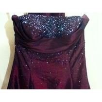 Vestido De Noche Elegante