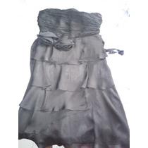 Vestido Negro Tipo Coctel
