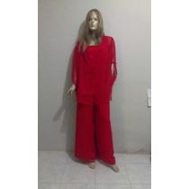 Conjunto De Pantalon Gordita Talla Grande 38