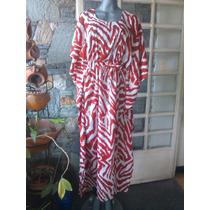 Vestido Largo Para Dama Modelo Manta Guajira
