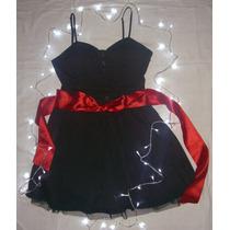 Vestido De Noche Forever 21 Xii Importado Talla M Navidad