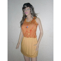 Sexy Vestido Susana Playa A Rayas Tallas Smyl Mayor 30% Desc